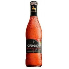 Strongbow Redberries Apple Cider   Φιάλη 330cc