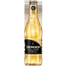 Strongbow Apple Cider Gold Apple Φιάλη 330cc