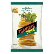 Tsakiris Chips Μυρωδικά 85gr
