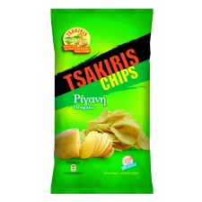 Tsakiris Chips Ρίγανη 400gr