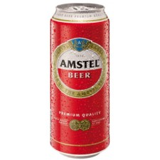 Amstel Beer 500ml Can
