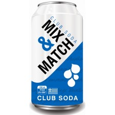 Mix & Match 330ml Κουτί