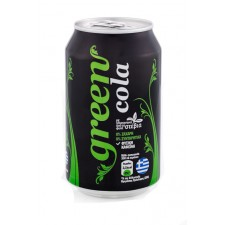 Green Cola 330ml (5+1)