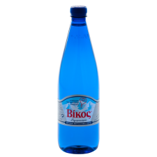 Vikos Natural Mineral Water 1L  Blue