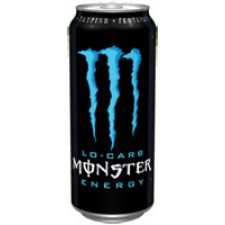 Monster Energy Low-Card 500ml
